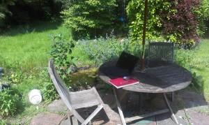 outdoor working